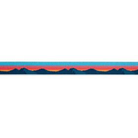 Ruffwear Top Rope Cuello, azul/rosa
